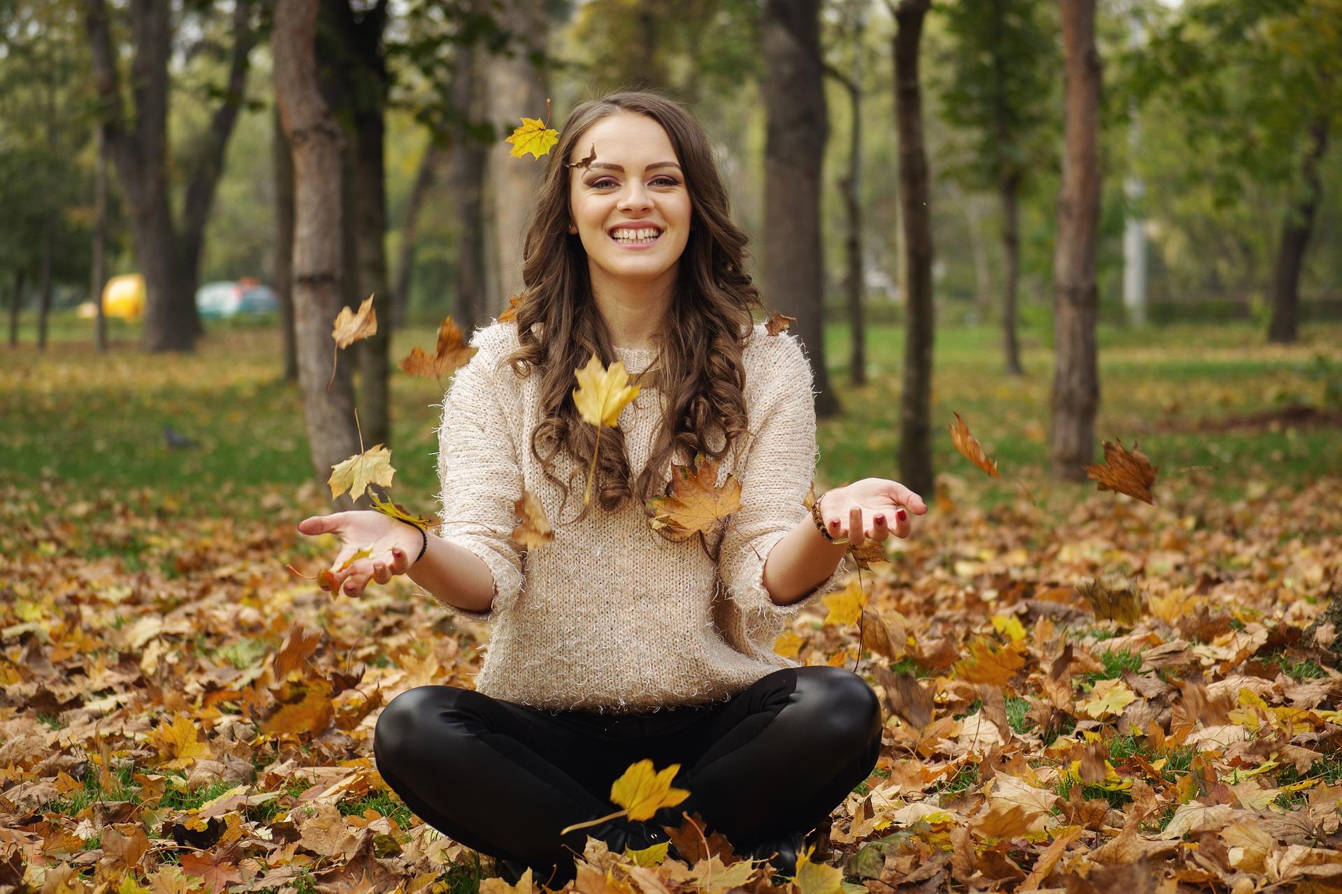 Un automne positif