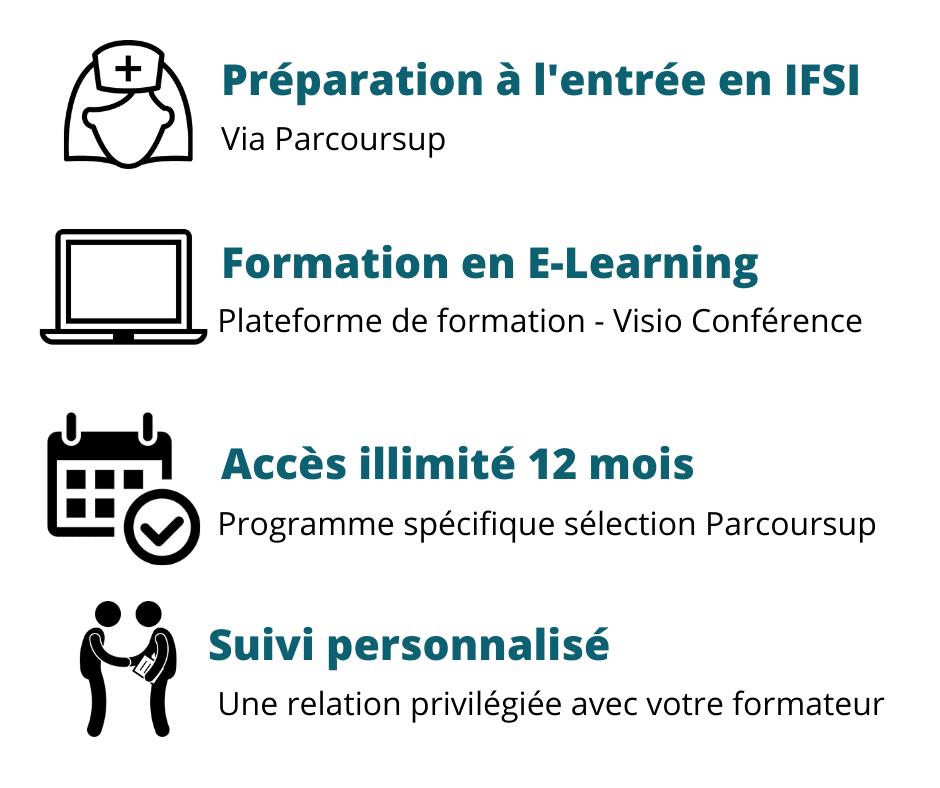 préparation IFSI parcoursup
