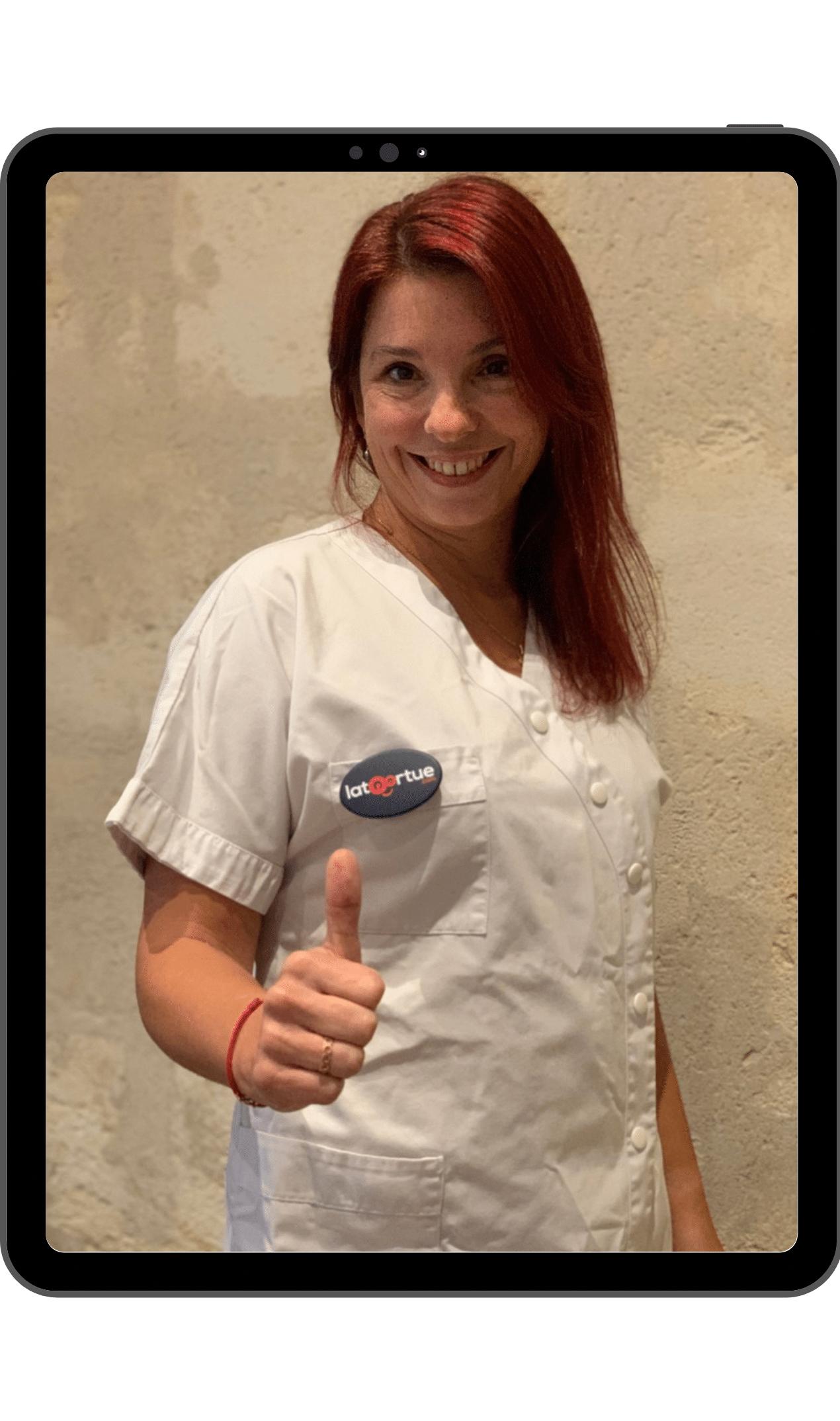 audrey thoreau infirmière