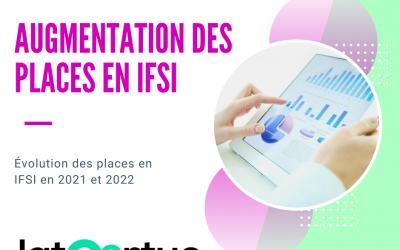Augmentation des places en IFSI
